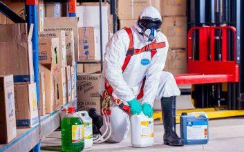 risque chimique entreprise