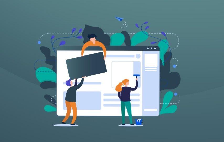 Construction d'un site internet
